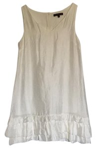 Collective Clothing short dress Cream on Tradesy