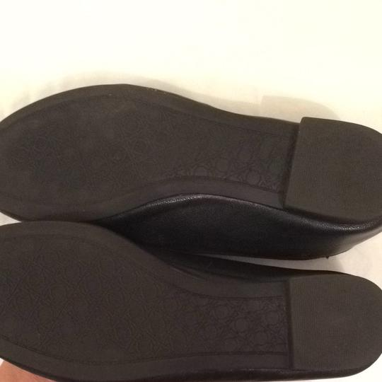 Kenneth Cole Reaction Loafers Studs Gold Reaction Comfortable Black Flats