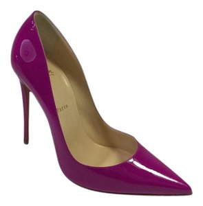 Christian Louboutin Sokate Indian Rose Pumps