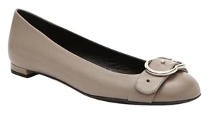 Gucci Womens Taupe Flats