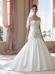 David Tutera For Mon Cheri 114288 Wedding Dress