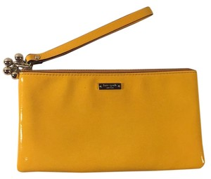 Kate Spade Wristlet in Yellow