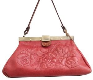 Patricia Nash Designs Florence Tooled Navano Shoulder Bag