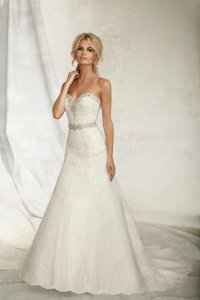 Mori Lee 1254 Wedding Dress