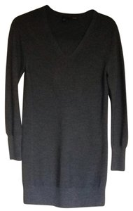 Eileen Fisher Tunic V-neck Sweater