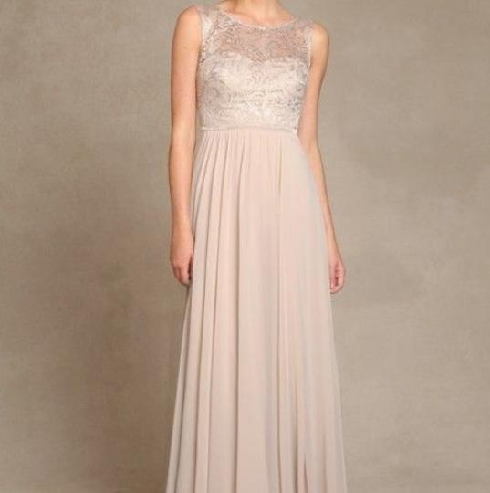 Preload https://img-static.tradesy.com/item/16511884/jenny-yoo-champagne-lace-chiffon-traditional-bridesmaidmob-dress-size-10-m-0-0-540-540.jpg