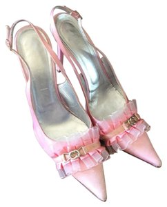 Casadei Pink Pumps