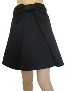 Marc by Marc Jacobs 17484-234 Mini Skirt Black