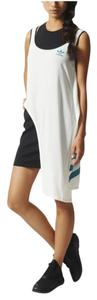 adidas Adidas Women's Couture Dress White Size XS