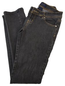 Romeo + Juliet Couture Skinny Jeans-Dark Rinse