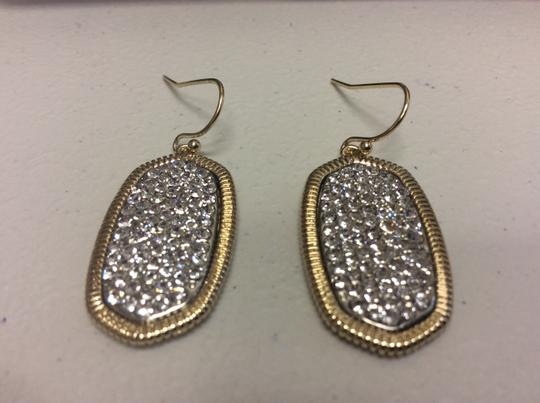 Other French Hook Gold Electro Plated Earrings Image 4