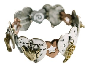 Unknown Angel's Charm Bracelet