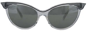 Dsquared2 DSQUARED2 DQ 0101 05C Grey Transparent Sunglasses