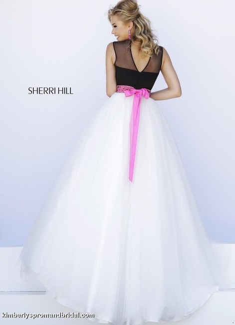 Sherri Hill Ball Gown Prom Pageant Homecoming Dress Image 1