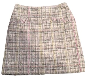 Chanel Mini Skirt Multi