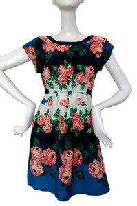 Just Ginger short dress Floral on Tradesy