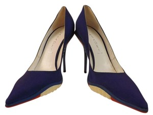 Casadei Blue Pumps