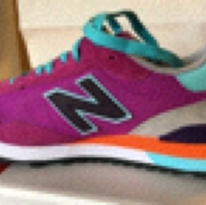 New Balance Magenta Athletic
