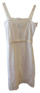 Rachel Roy short dress white on Tradesy