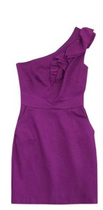 Trina Turk short dress One Ruffle on Tradesy