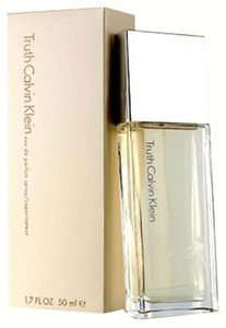 Calvin Klein TRUTH by CALVIN KLEIN Eau de Parfum Spray for Women ~ 1.7 oz / 50 ml