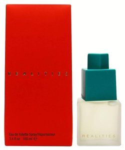 Liz Claiborne REALITIES (CLASSIC) by LIZ CLAIBORNE EDT Spray ~ 3.4 oz / 100 ml