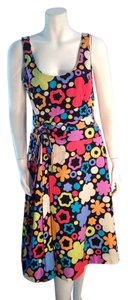 Liz Claiborne Floral Size 10 Cocktail Dress