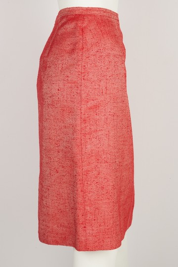 well-wreapped Brioni And Tweed Skirt
