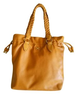 Michael Kors Mk Soft Braided Hobo Bag