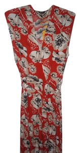 Wildberry Maxi Dress by Tory Burch Floral Maxi