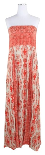 Item - Women Of The Water Long Casual Maxi Dress Size 8 (M)