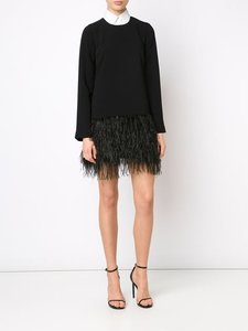 Elizabeth and James short dress White Alice + Olivia Haute Hippie Dvf Iro on Tradesy