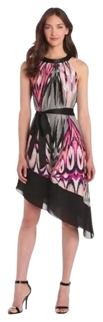 Preload https://img-static.tradesy.com/item/16517761/adrianna-papell-multicolor-abstract-asymmetrical-halter-knee-length-cocktail-dress-size-6-s-0-1-650-650.jpg