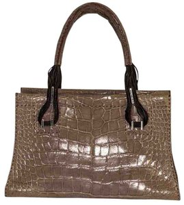 Vbh Crocodile Limited Edition Shoulder Bag