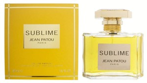 Jean Patou SUBLIME by JEAN PATOU Eau de Parfum Spray for Women ~ 1.6 oz / 50 ml