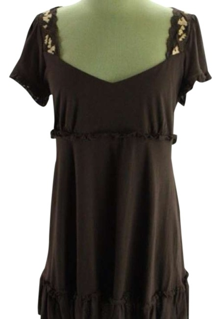 Preload https://img-static.tradesy.com/item/165184/anthropologie-brown-ric-rac-tunic-size-4-s-0-0-650-650.jpg