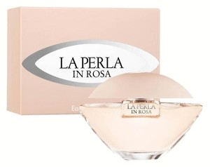 La Perla LA PERLA IN ROSA by LA PERLA Eau de Toilette Spray ~ 2.7 oz / 80 ml