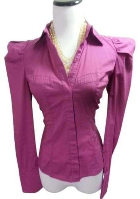 bebe Top Fuschia
