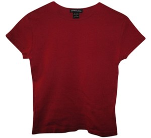 Express T Shirt Red