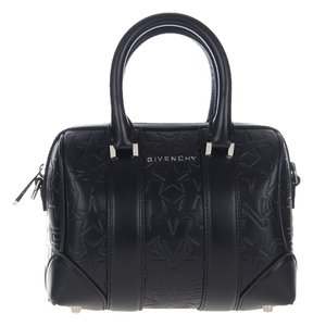 Givenchy Lecrezia Satchel in Black