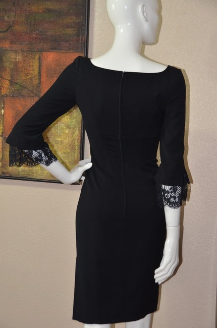 Thierry Mugler Lace Bodycon Little Dress Image 9