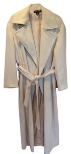 Searle Blatt Studio Full-length Self Tie Front Luxurious Coat
