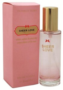 Victoria's Secret SHEER LOVE by VICTORIA'S SECRET Eau de Toilette Spray ~ 1 oz / 30 ml