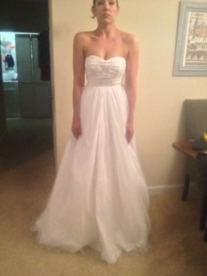 Vera Wang Vw351071 Wedding Dress