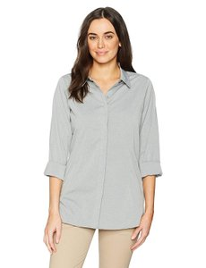 ExOfficio Button Down Shirt Raven