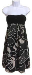 Forever 21 short dress Black And Beige on Tradesy