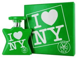 Bond No. 9 I LOVE NEW YORK EARTH DAY EDP Unisex Spray ~ 3.3 oz / 100 ml