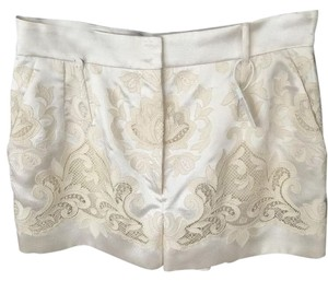 Dolce&Gabbana Mini/Short Shorts Cream
