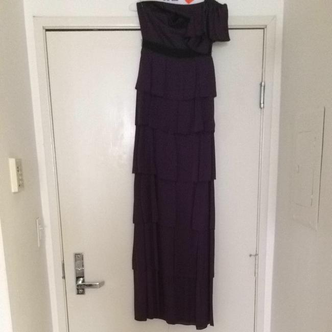 BCBGMAXAZRIA Gown Ballgown Designer Wedding Bridesmaid Long Dress
