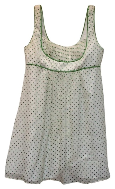 Preload https://img-static.tradesy.com/item/16523101/betsey-johnson-creamgreen-polka-dot-baby-doll-knee-length-cocktail-dress-size-10-m-0-1-650-650.jpg